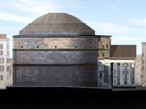 Pantheon Elevations